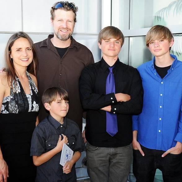 The Uhland family