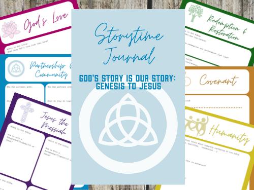 gods-story-reading-journal