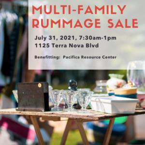 Multi-family Rummage Sale