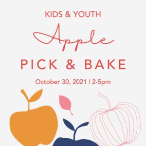 Apple Pick & Bake